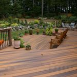 two level back deck
