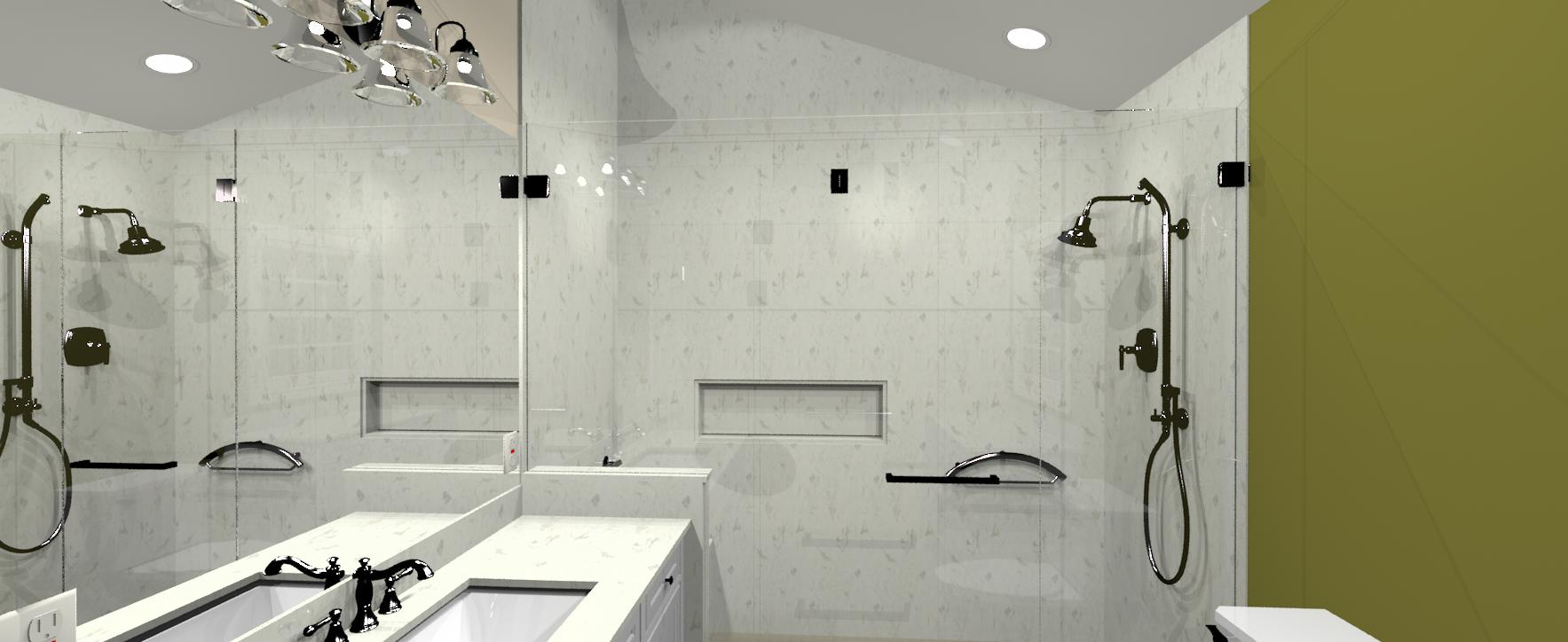 Bathroom Remodeling | Gordon Reese Design Build | Walnut Creek CA