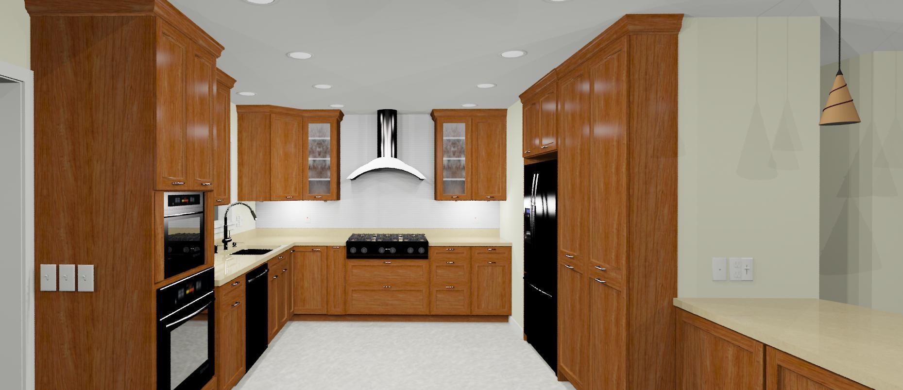 kitchen 3d design