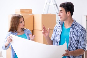 homeowners talking about in-house or subcontractors