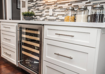 an open concept culinary kitchen