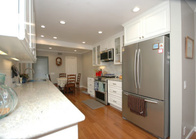 Dashing Townhome Kitchen Remodel