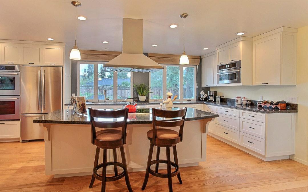 Radiant Kitchen Renovation