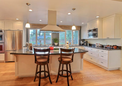 Radiant Kitchen Renovation