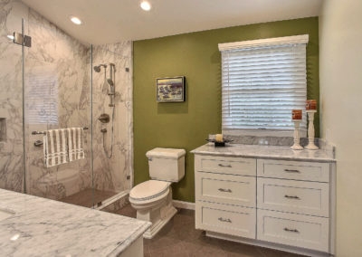 Majestic Master Bathroom Makeover