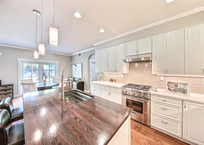 traditional kitchen with contemporary upgrades gordon reese design build
