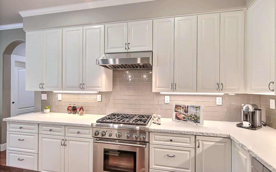 Traditional Kitchen with Contemporary Upgrades