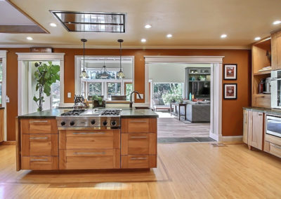 walnut creek family room and kitchen oasis gordon reese design