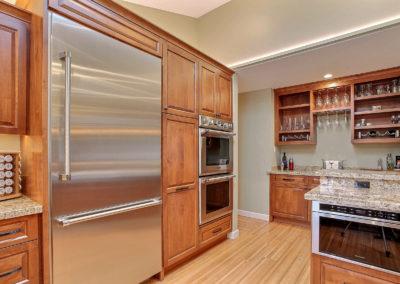 walnut creek open concept kitchen gordon reese design build