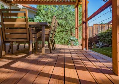 Deck Ground View