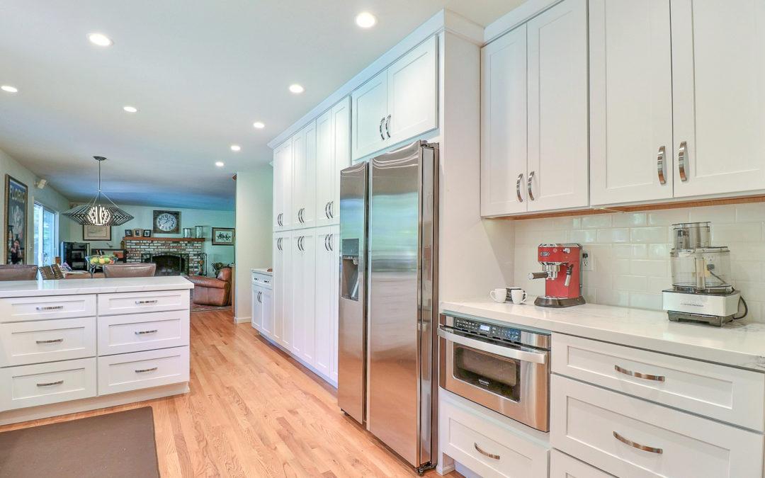 Pristine Kitchen Remodel
