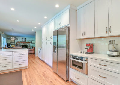 Pristine Kitchen Remodel