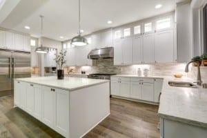 5 zones of a smart kitchen design