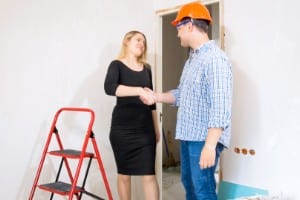 working with a contractor for home remodel permits