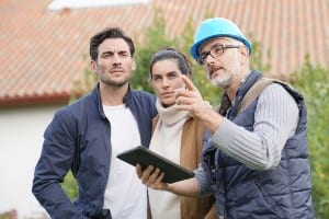 hiring a team for pulling permits for home remodel