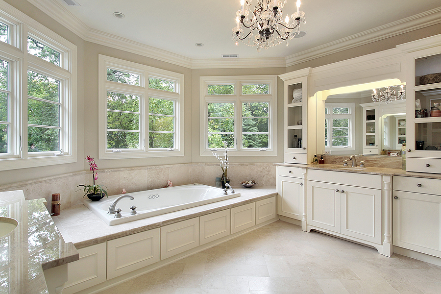 What is a Luxury Bathroom Remodel?